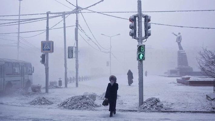 Σε 60'' σταματάει η λειτουργία της καρδιάς: Το χωριό που αν μείνεις 1 λεπτό στο κρύο πεθαίνεις