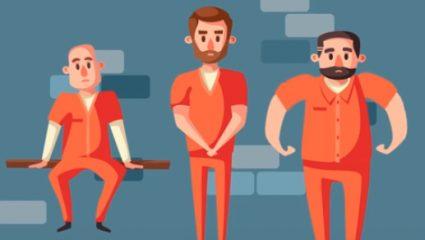 Μόνο μια διάνοια μπορεί: Θα βρεις πώς κατάφεραν αυτοί οι 3 άνδρες να αποδράσουν από το κελί τους;