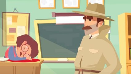 H απάντηση είναι στη φωτογραφία: Θα είσαι ο 1/10 που θα βρει ποιος μαθητής σκότωσε τη δασκάλα του σχολείου;