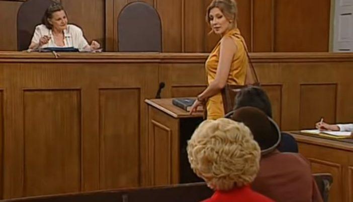 9/10 άθλος: Μπορείς να αναγνωρίσεις την ελληνική σειρά από μια μόνο σκηνή στο δικαστήριο;