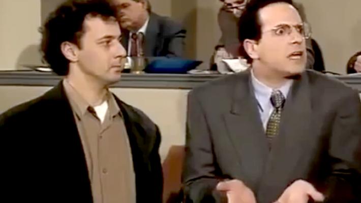 10/10 ούτε ο Δάγκας: Θα βρεις τη σειρά από μία σκηνή του δικαστηρίου;